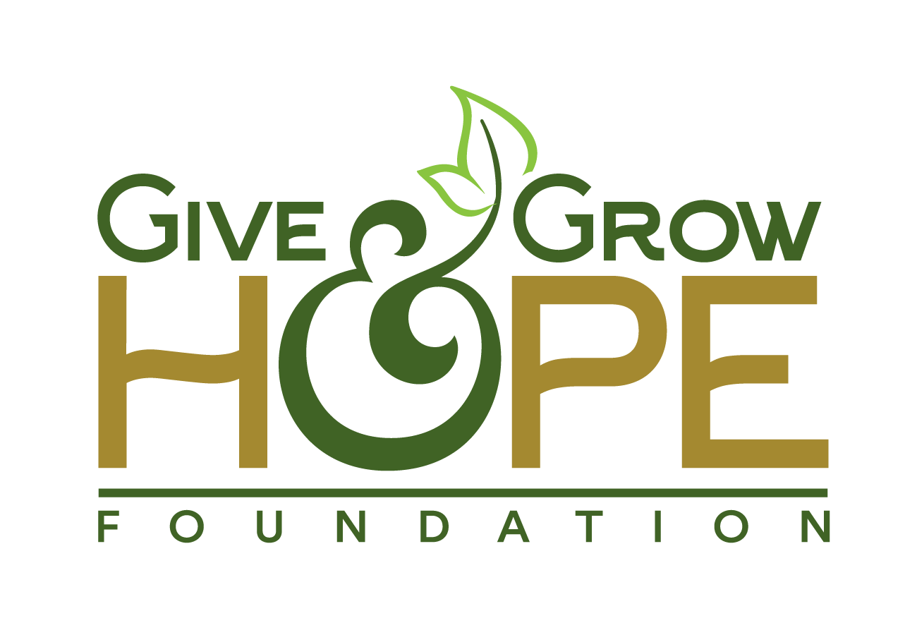 The Give & Grow Hope Foundation Logo