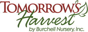 Logo - Tomorrow's Harvest by Burchell Nursery