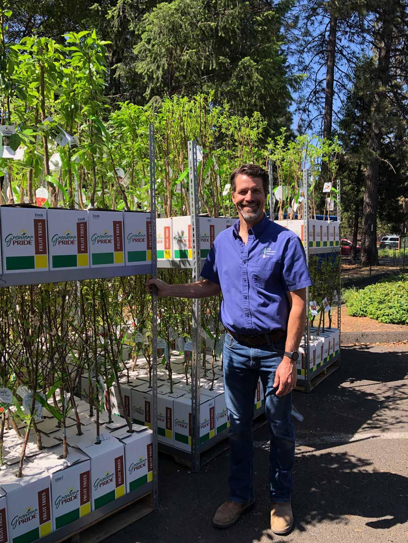 Tom Burchell - Tree Giveaway - Paradise California