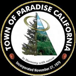 Town of Paradise California Logo